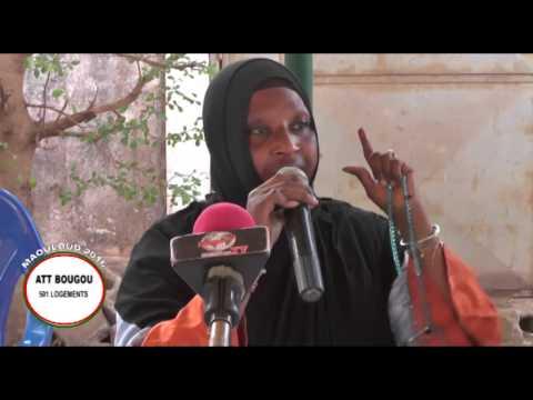 Prêche du Maouloud en Mars 2017 à ATT bougou 501 logements à Bamako