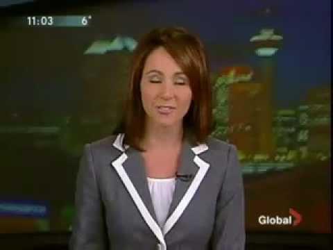 Global News-Aga Khan visits Calgary