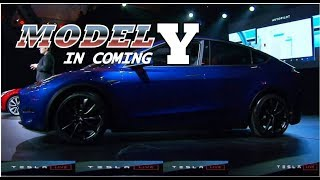 2020 Tesla Model Y Electric SUV Revealed  - Is Safe, Fast, And Has Up To 300 Miles Of Range