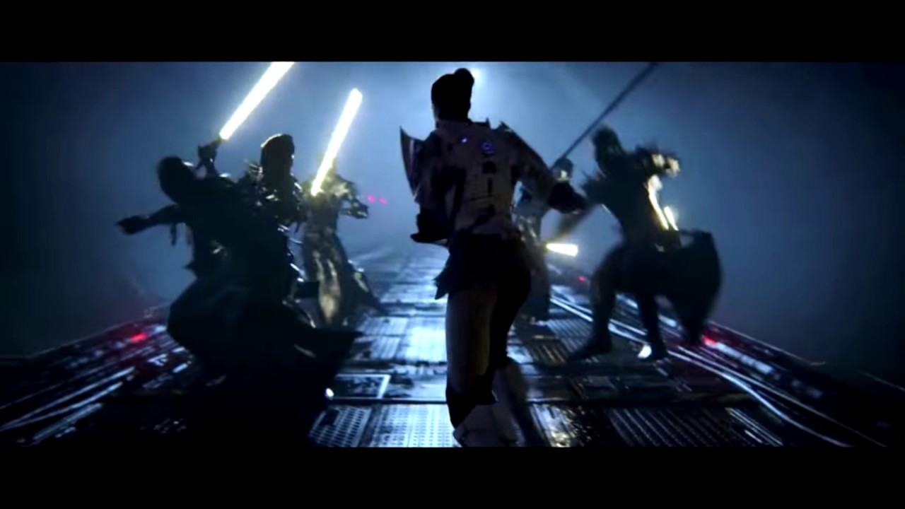 Star Wars The Old Republic Knights of the Eternal Throne Trailer US