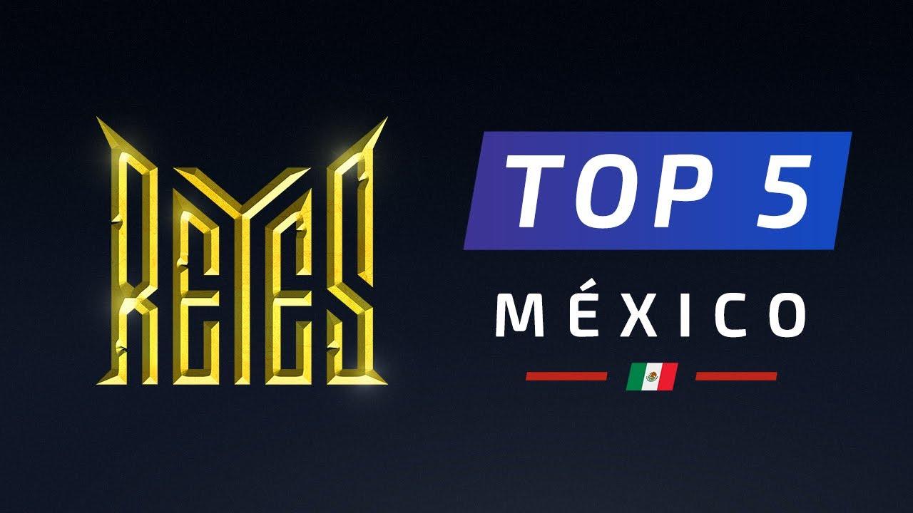 Mejores jugadas: Reyes México 🇲🇽   GARENA FREE FIRE