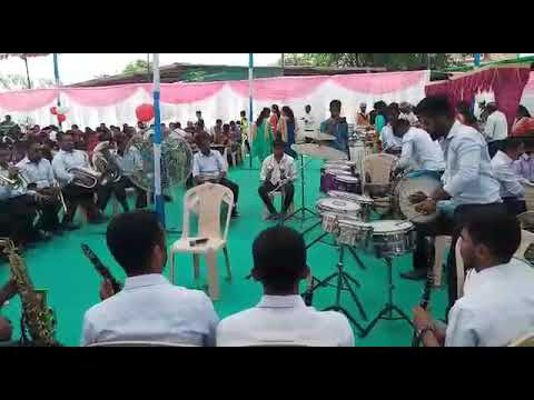 Lavani song played by Dias band........ (Must watch)