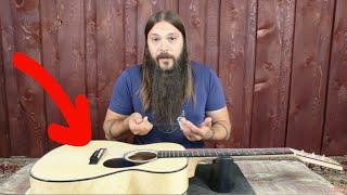 How Upgrade Bridge Pins Your Acoustic Guitar