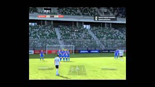 Zagrajmy w: FIFA 12 Ruch Chorzów vs. Legia Warszawa