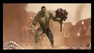 Thor 3 ragnarok first lookofficial trailer 2