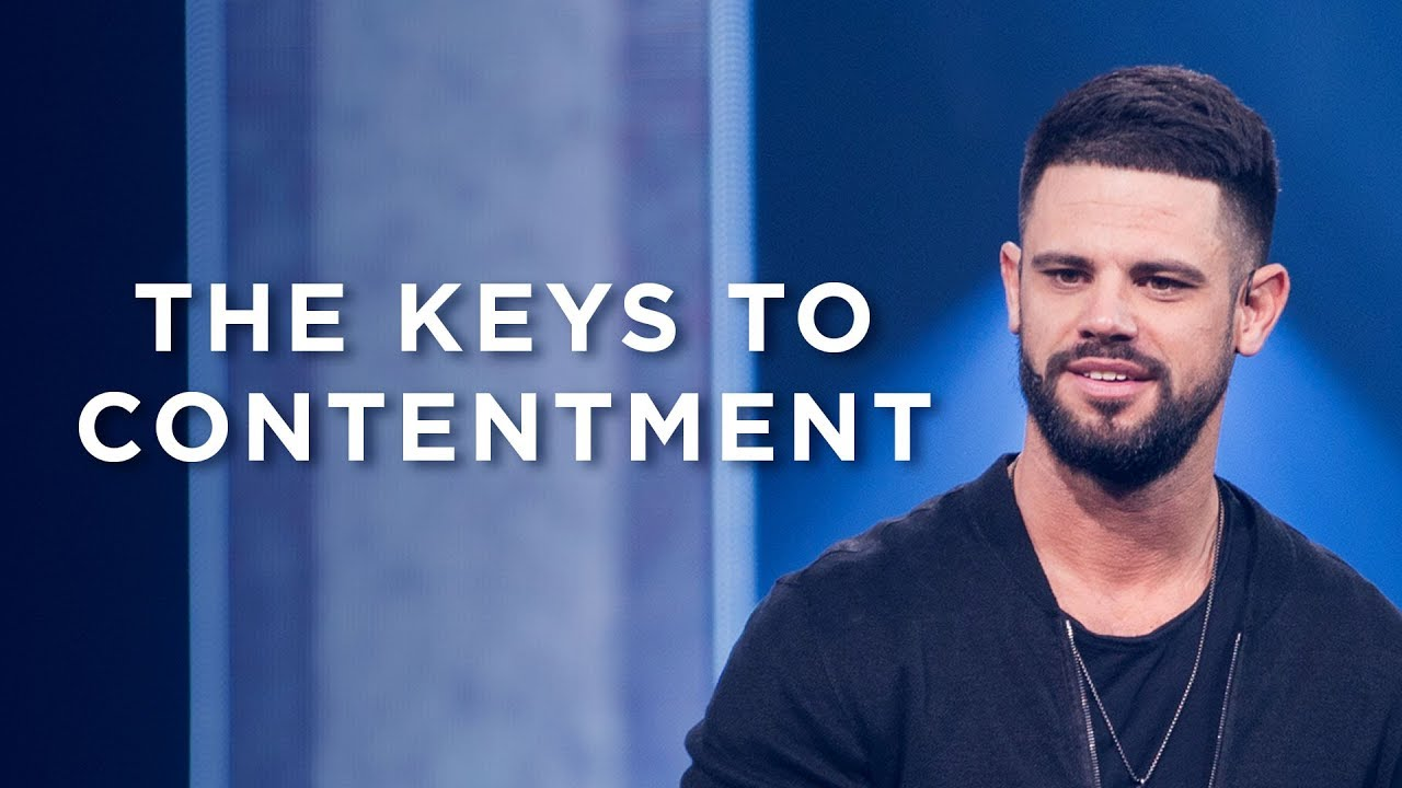 The Keys To Contentment