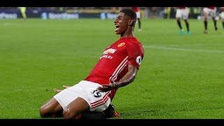 Cuplikan Goal Hull City Vs Manchester United 0-1 Highlights 27-08-2016