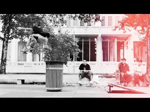 Video Vortex: The LOVE Park Story | TransWorld SKATEboarding