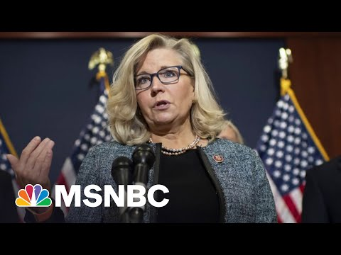 Could Liz Cheney End Up As The GOP's Obi-Wan Kenobi?  | The 11th Hour | MSNBC