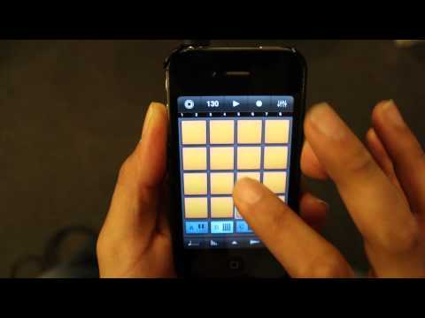 Beat Making: iMaschine