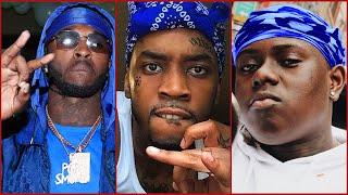 RAPPERS IN BROOKLYN GANGS (Pop Smoke, Fivio Foriegn, Sheff G)