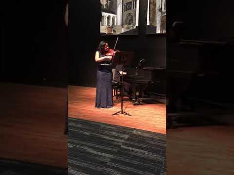 "Karalyn Harper, Violinist; Alabama School of Fine Arts 2019 Senior Recital, ""Quit Dat Foolishness"""