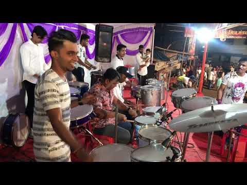 LOVELY MUSICAL GROUP DAY 6 At Mhatrewadi Dombivali West 2018.