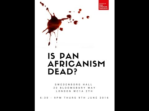 TELLUVISION: Is Pan Africanism Dead?