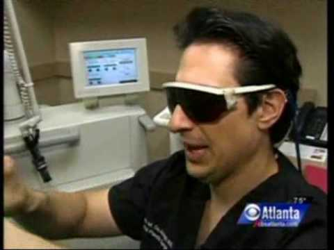 Dr louis dejoseph on cbs news atlanta tattoo removal youtube for Atlanta tattoo removal