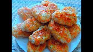 Мой рецепт рыбных котлет, это очень вкусно.  Вам понравится!!!