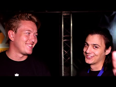 Kinguin Rain Says COLOGNE!!! Interviews @ FACEIT CS GO Stage 2 Finals (DreamHack Valencia)
