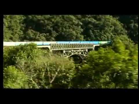 Curitiba to Paranaguá by Train