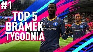 FIFA 19: TOP 5 BRAMEK TYGODNIA (#1) 😱🙊👌🏼