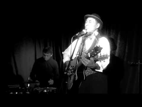 Isaiah B Brunt At The Melbourne Blues Club