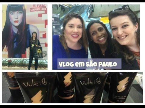 Vlog em São Paulo: Beauty Fair, 25 de Março, Paulista