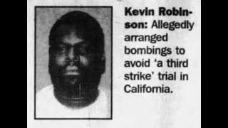 MOBB TIES:  Kevin 'Big Kev' Robinson