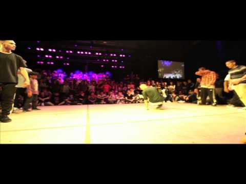 Final BBoying DBC 2012 - The Ruggeds vs Styles Confidential