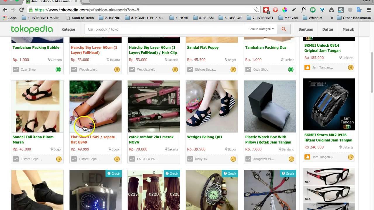 Cara Mencari Produk Yang Pasti Laku Kalau Dijual Online ...
