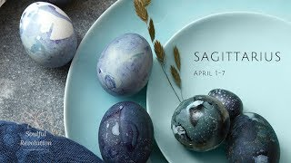 They have a wounded heart, SAGITTARIUS. April 1-7