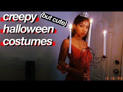 SCARY BUT CUTE Halloween Horror Costumes! | DIY | Nava Rose