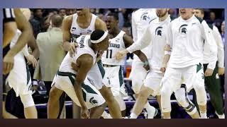 Michigan State holds off Virginia for No  1 spot in USA TODAY Sports mens basketball poll
