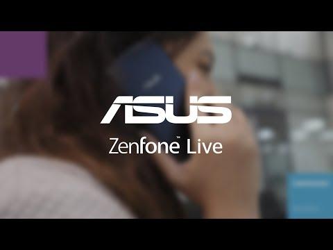 Видеообзор смартфона ASUS ZenFone Live