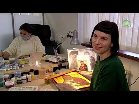 В Москве при Свято-Даниловом монастыре с 2003 года существуют профессиональные курсы иконописи.