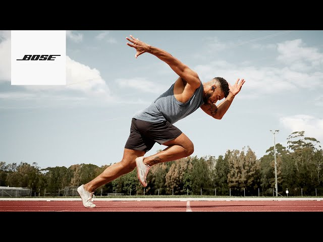 Bose | Sport Earbuds | Engineered For Your Best Workout