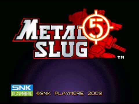 Metal Slug 5 OST: Bottom of the Sea -Mission 4-2- (EXTENDED)