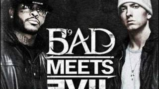 Bad Meets Evil - Welcome 2 Hell (Clean) Ft. Eminem & Royce Da 5