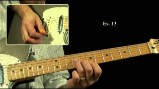 Vince Gill Little Liza Jane Guitar Lesson