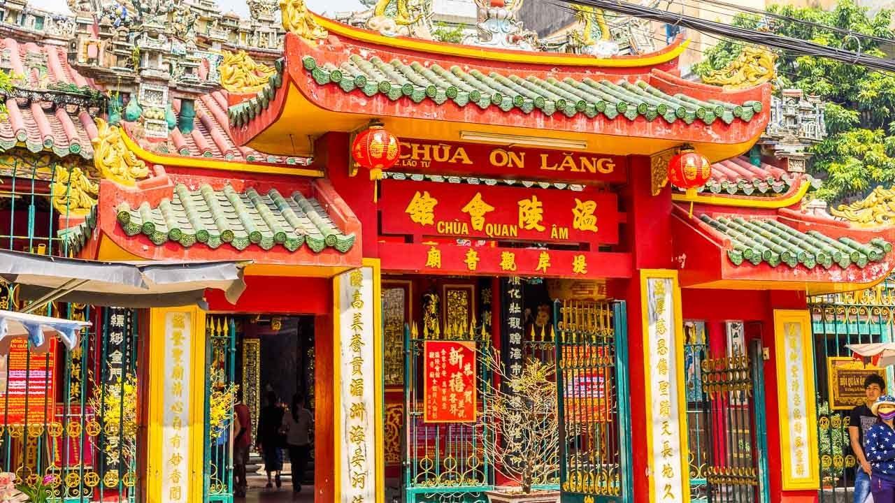 Ho Chi Minh city tour: Image result for On Lang Pagoda (Quan Âm Pagoda)