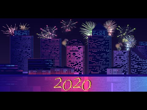 2020 New Year Fireworks in Melbourne / BSM World