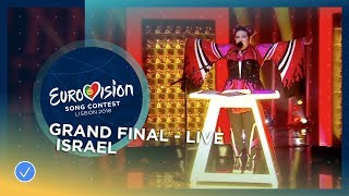 Netta represented Israel at the Grand Final of the 2018 Eurovision Song Contest with the song Toy. Read more about Netta here: https://eurovision.tv/participant/netta-barzilai