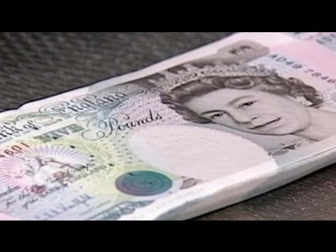UK's AAA in danger warns Fitch