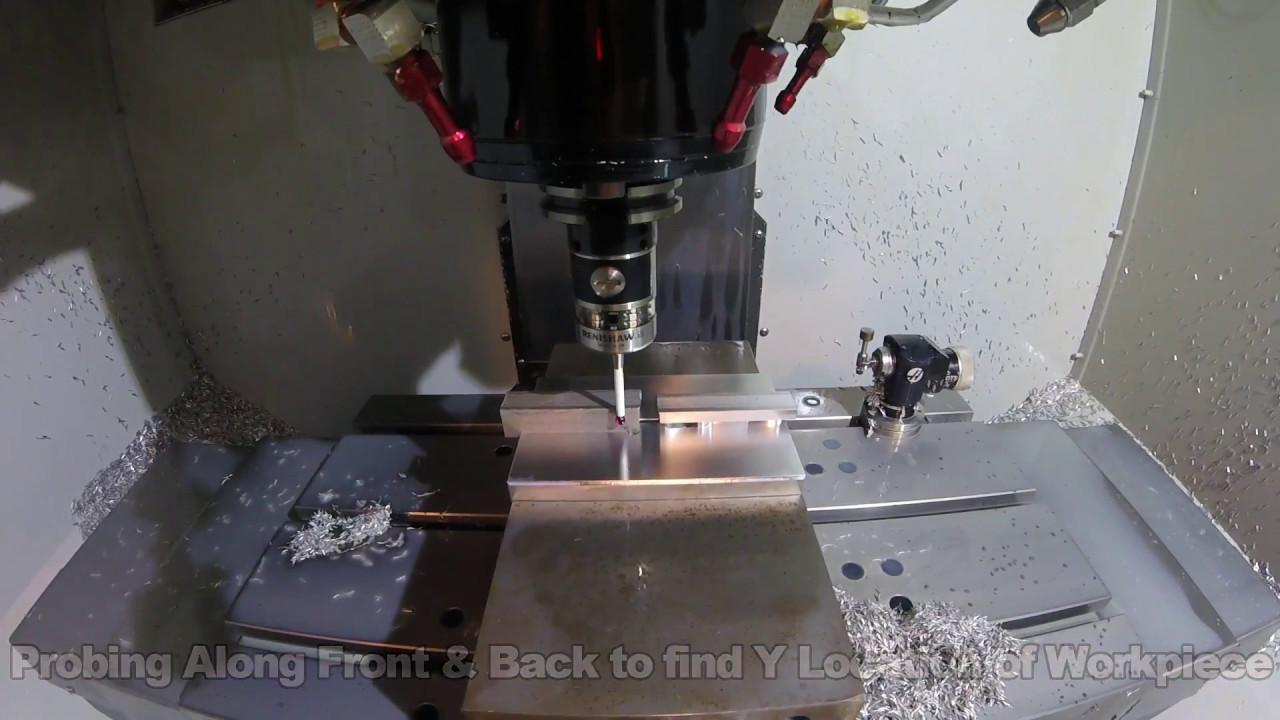 Are You Utilizing your CNC Machining Probe? - YouTube