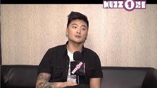 Анатолий Цой(MBAND) в программе NEWS ZONE на телеканале MUZZONE TV