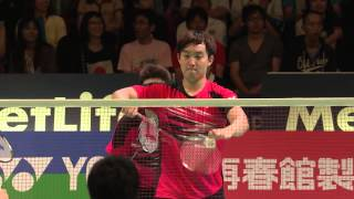 Video Yonex Japan Open 2015 | Badminton QF M5-MD | Endo/Hay vs Kim/Kim download MP3, 3GP, MP4, WEBM, AVI, FLV Mei 2018