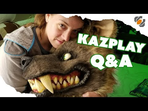 Prop: Live - Q&A with Kazplay - 12/14/2017