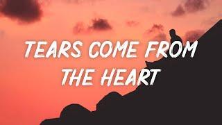 Jon Caryl - Tears Come From The Heart (Lyrics)