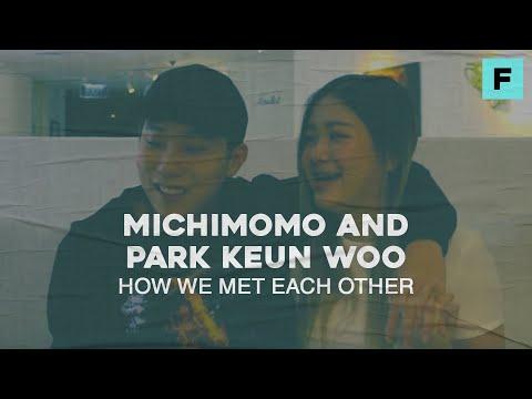 Michimomo And Park Keun Woo: How We Met Each Other