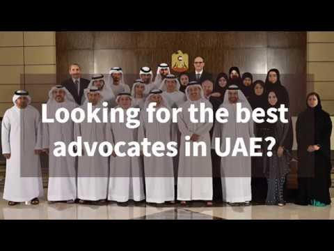 Advocates in UAE