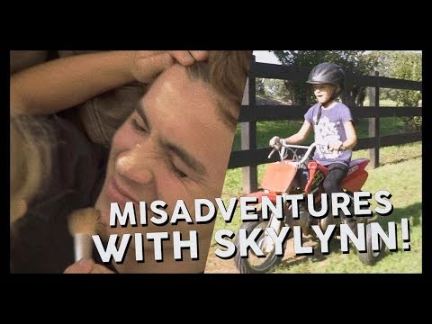 Misadventures in Babysitting Skylynn