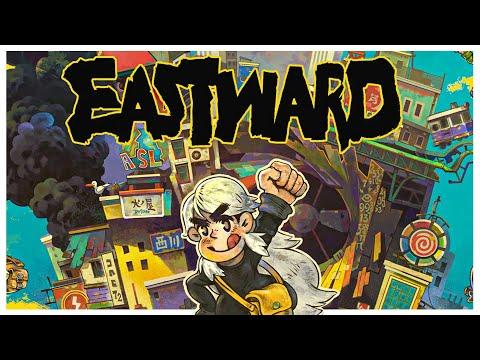 Eastward - Humankind Is On The Brink Of Extinction - Eastward Gameplay Part 1